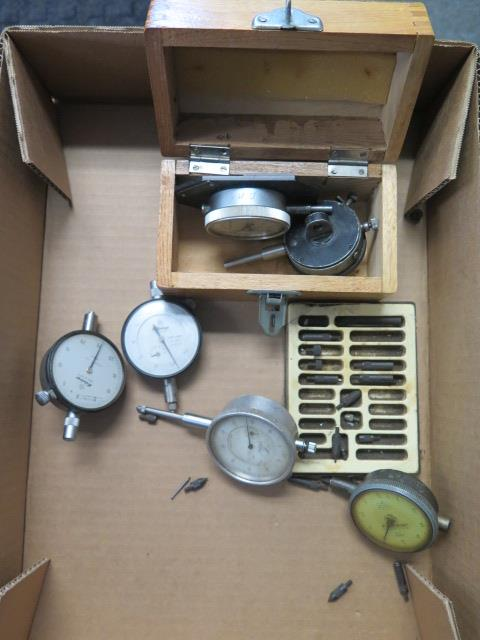 Dial Drop Indicators (SOLD AS-IS - NO WARRANTY) - Image 2 of 2