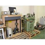 LOH Lens Grinding Machine Including Laser Centring Equipment