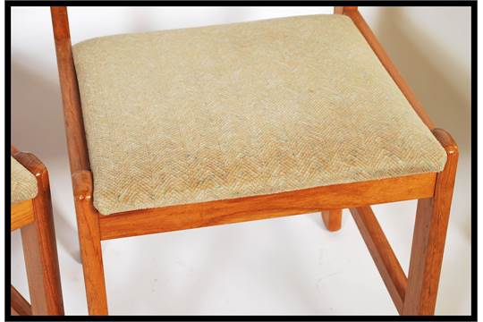 Brilliant Findahls Mobler A 1970S Danish Retro Vintage Pair Of Pdpeps Interior Chair Design Pdpepsorg