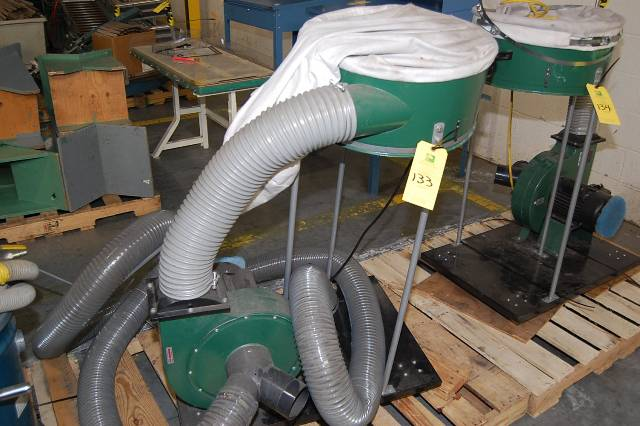 Central Machinery Item 97869 Dust Collector 2 Hp Motor