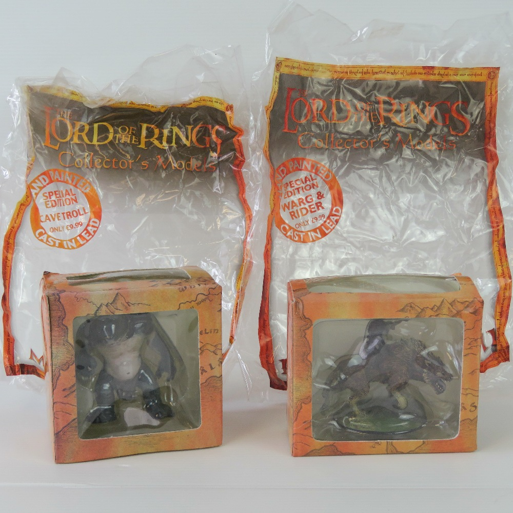 Lot 698 - Two New Line Cinema Lord of the Rings ha