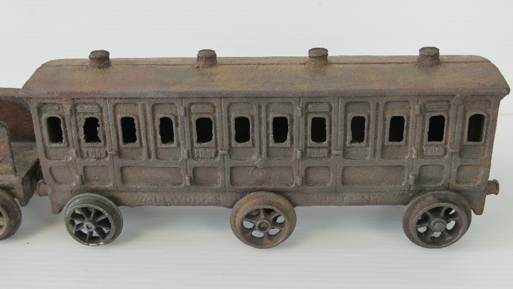 Lot 704 - A rare late 19th century Wallwork and Co