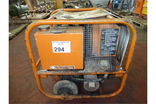 1 hydraulic power pack by Pace Breaker model SP with a