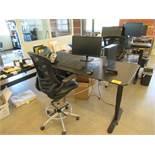 Adjustable Work Station