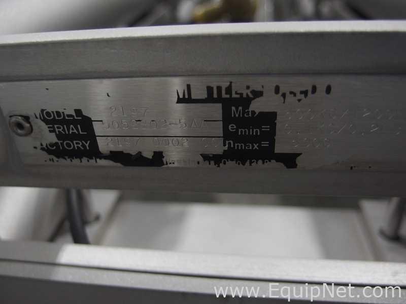 Lot of 2 Mettler Toledo Platform Scales For Repair - Image 17 of 17