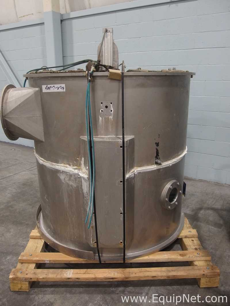 Mendel Fluid Bed Dryer Suite with High Shear Mixer - Image 43 of 56