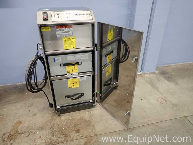 BOFA Americas ADVANTAGE ORACLE Videojet Fume Extractor - Image 8 of 13