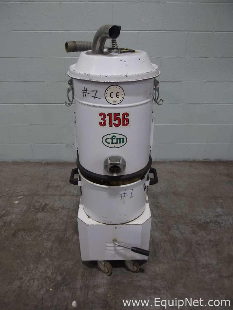 CFM 3156 Industrial Vacuum