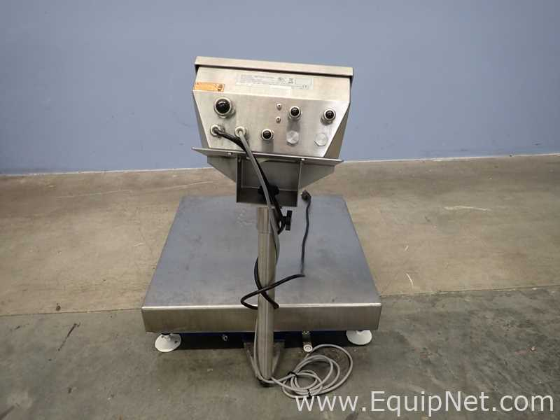 Mettler Toledo CBU300X Scale With IND560 Weighing Terminal - Image 8 of 14