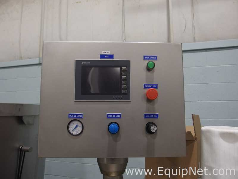 Mendel Fluid Bed Dryer Suite with High Shear Mixer - Image 3 of 56