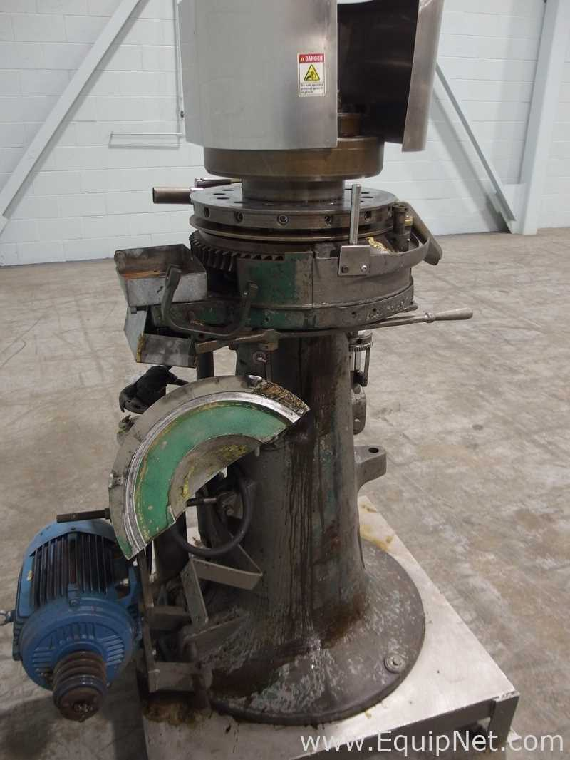FJ Stokes Machine Co 15 Station Rotary Tablet Press - Image 7 of 11