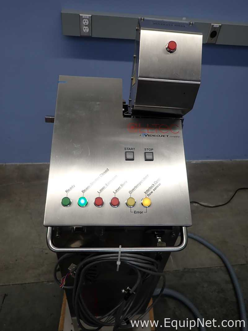 Alltec Videojet Smart 25 Allprint Laser Coder - Image 4 of 13