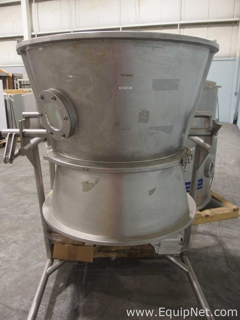 Mendel Fluid Bed Dryer Suite with High Shear Mixer - Image 50 of 56