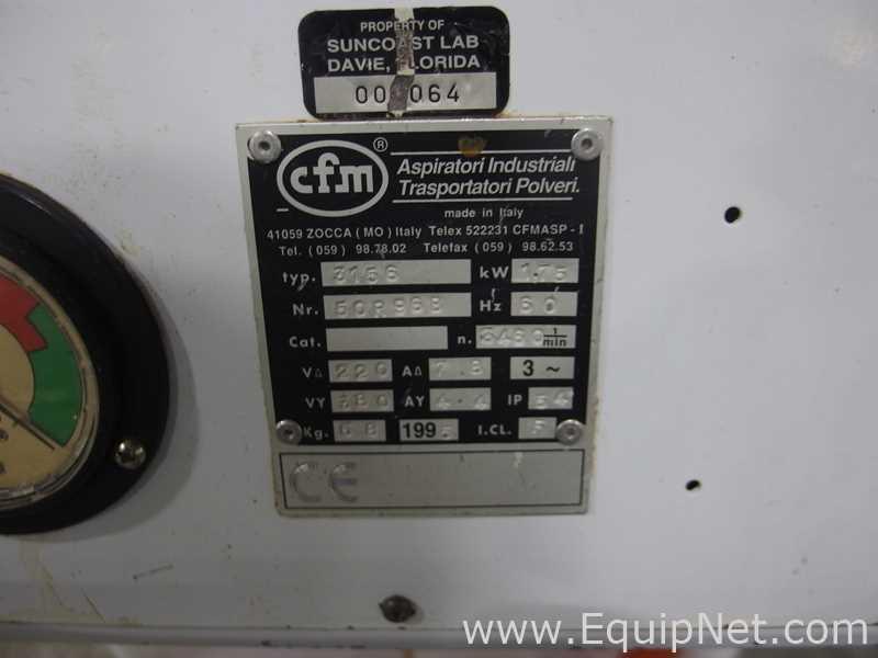 CFM 3156 Industrial Vacuum - Image 7 of 7