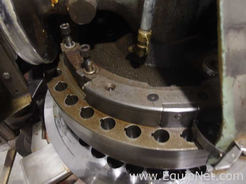 FJ Stokes Machine Co 513-1 35 Station Rotary Tablet Press - Image 6 of 15