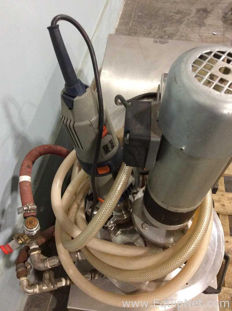 Lot 9 - Schroder and Co Symex 4.5 Liter Homogenizer