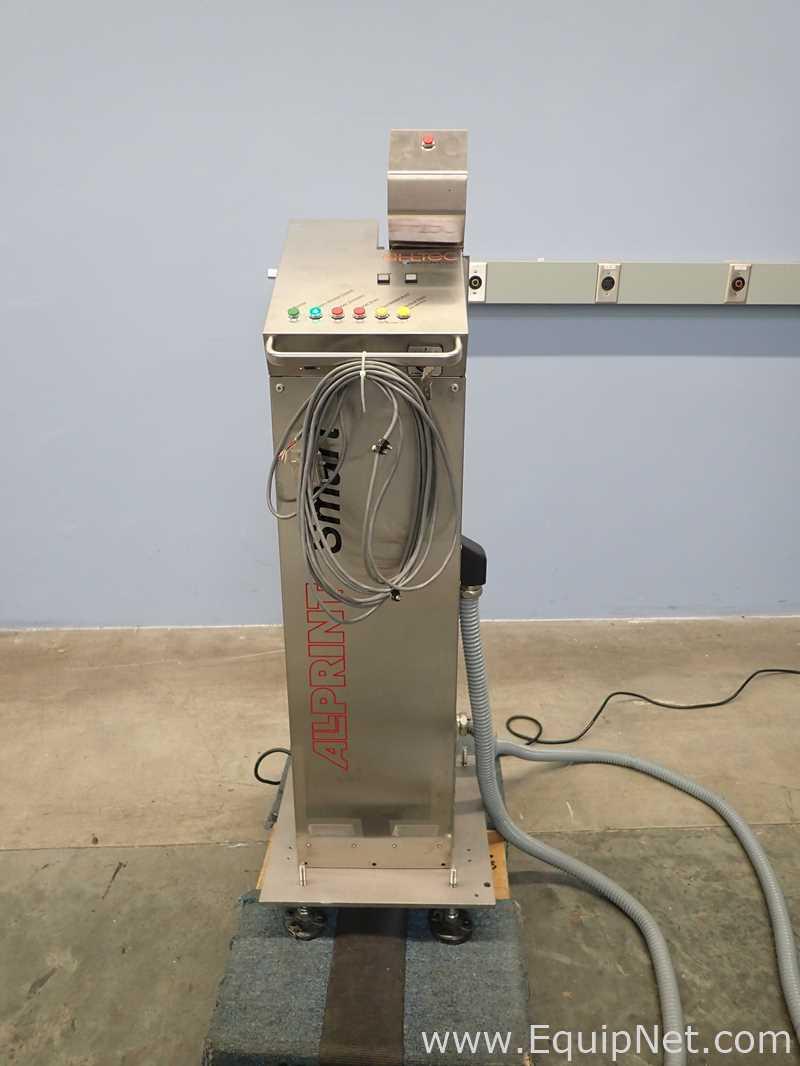 Alltec Videojet Smart 25 Allprint Laser Coder - Image 5 of 13