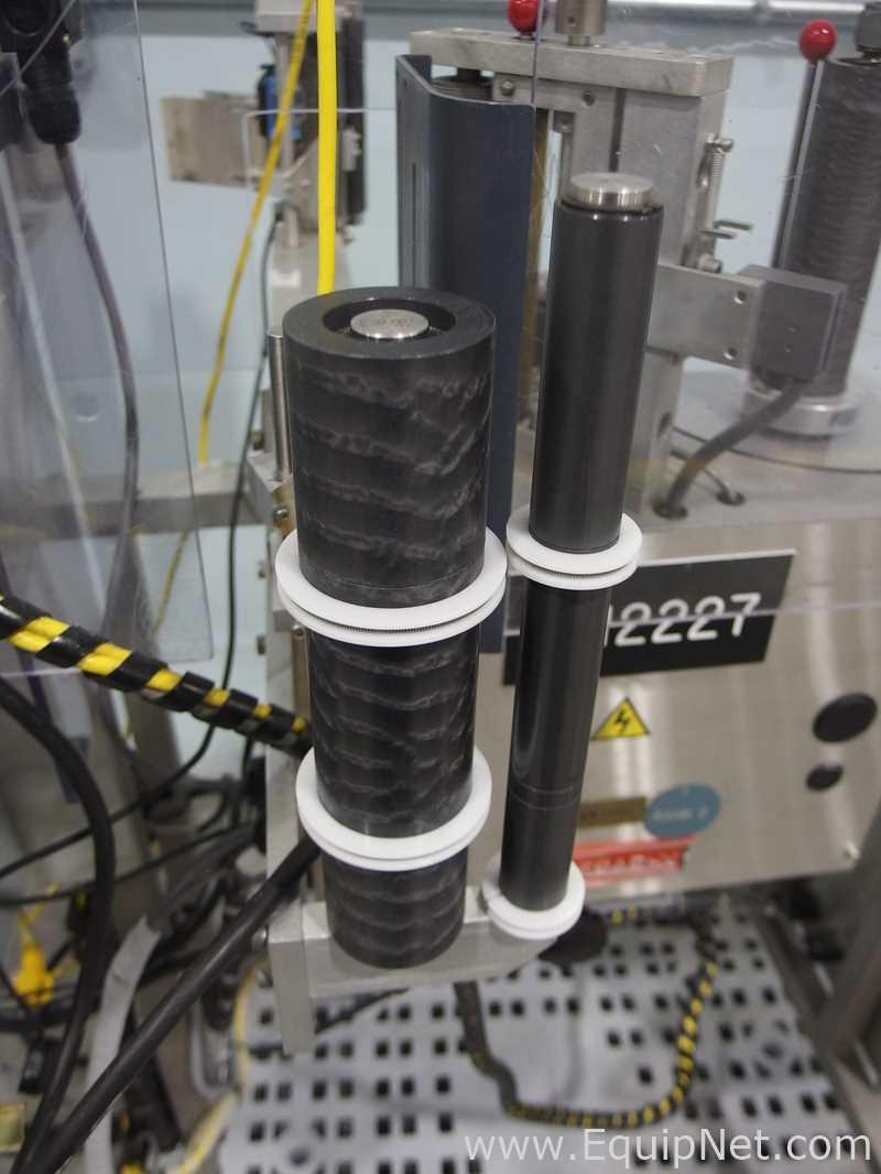 Accraply 35FS Pressure Sensitive Labeler - Image 4 of 11
