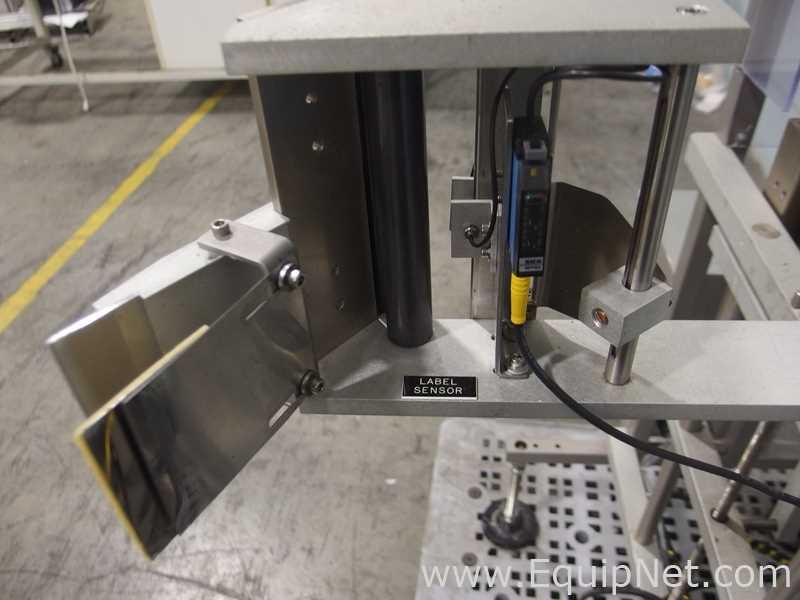 Accraply 35FS Pressure Sensitive Labeler - Image 10 of 11