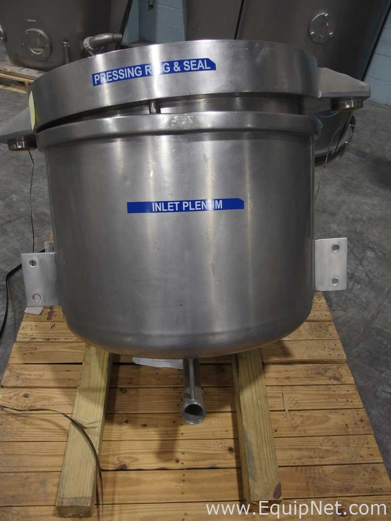 Mendel Fluid Bed Dryer Suite with High Shear Mixer - Image 18 of 56