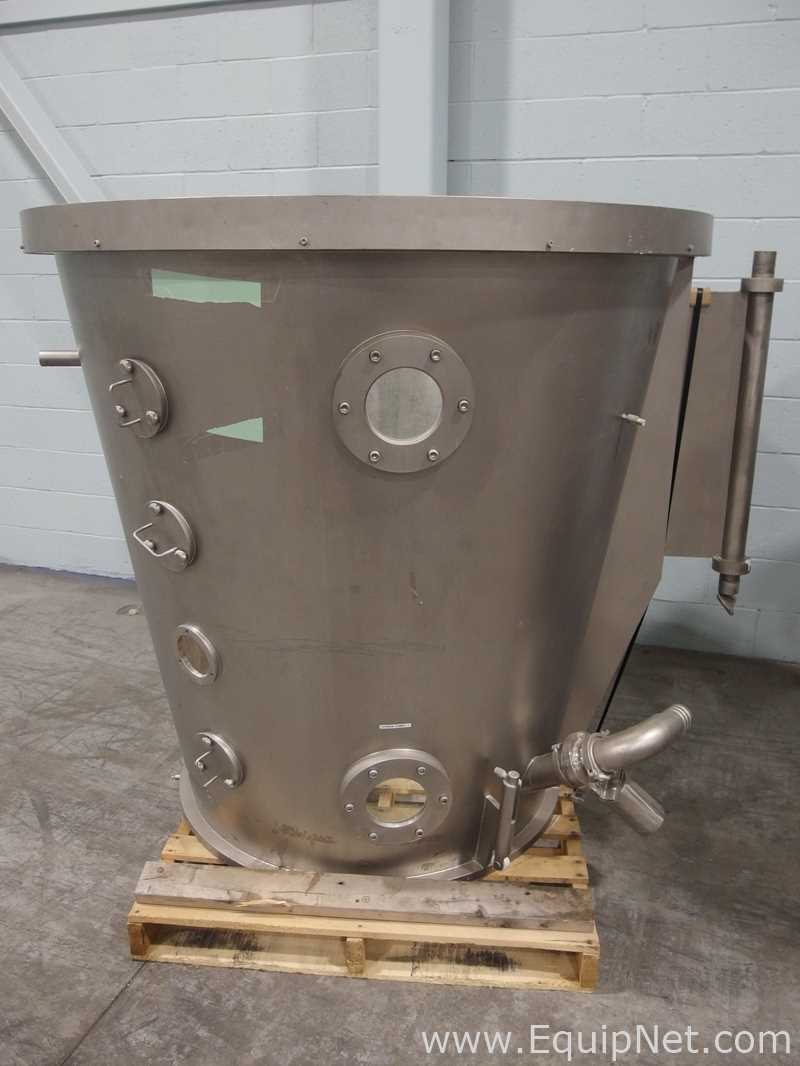 Mendel Fluid Bed Dryer Suite with High Shear Mixer - Image 22 of 56
