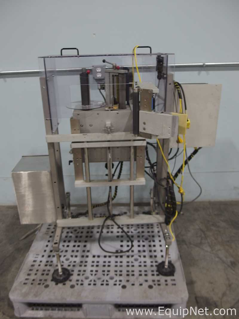 Accraply 35FS Pressure Sensitive Labeler - Image 8 of 11