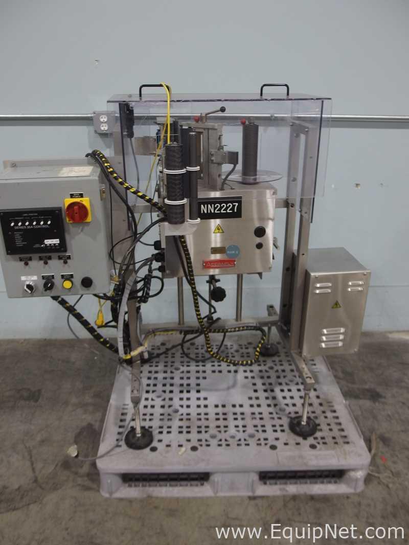 Accraply 35FS Pressure Sensitive Labeler