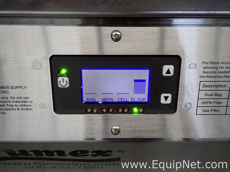 Fumex FA2SSD Fume Extractor - Image 3 of 9