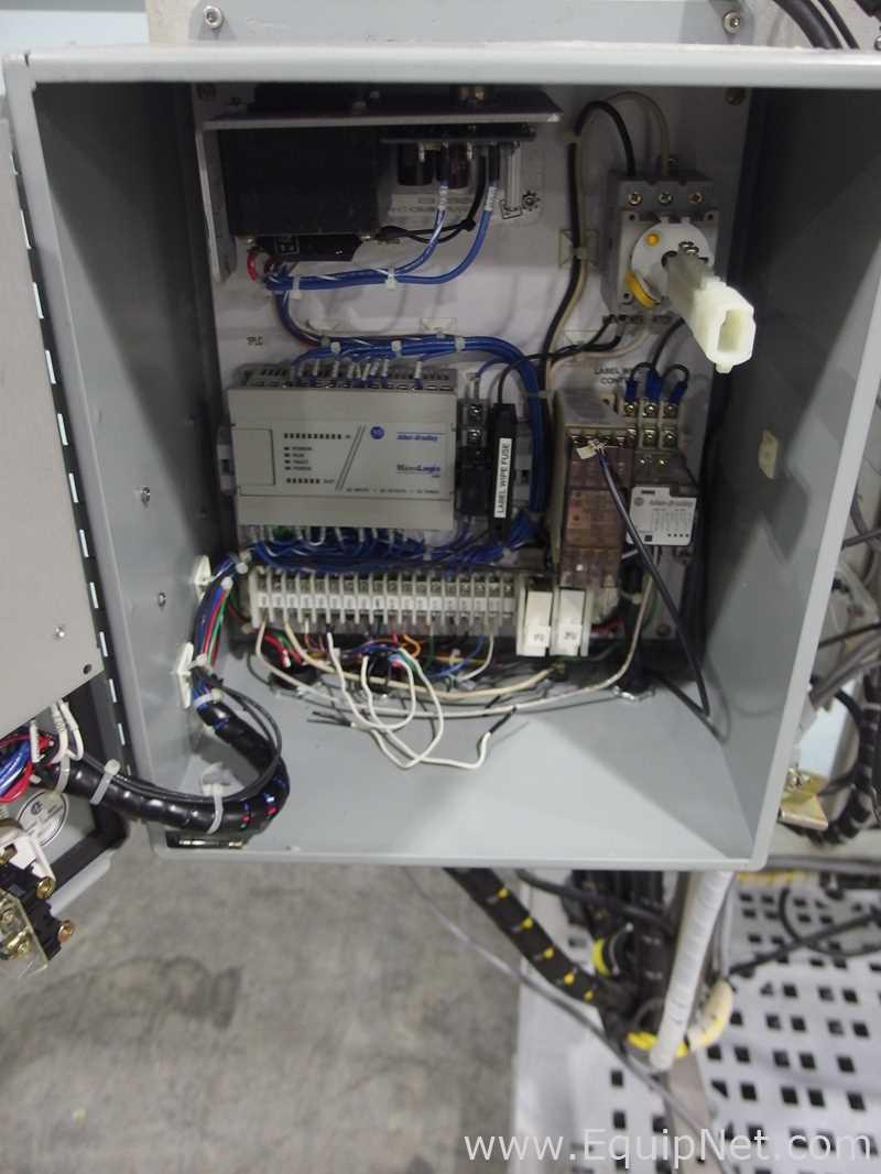 Accraply 35FS Pressure Sensitive Labeler - Image 7 of 11