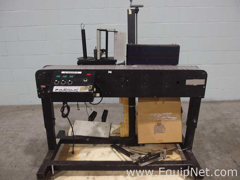 Lot 33 - AutoLabe 810C Automatic Pressure Sensitive Label Applier