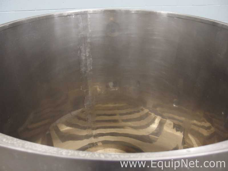 Mendel Fluid Bed Dryer Suite with High Shear Mixer - Image 28 of 56
