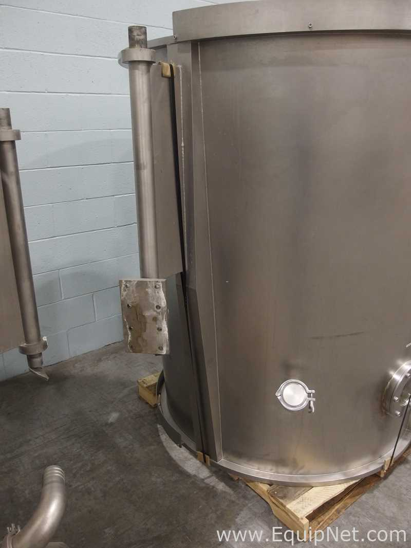 Mendel Fluid Bed Dryer Suite with High Shear Mixer - Image 27 of 56