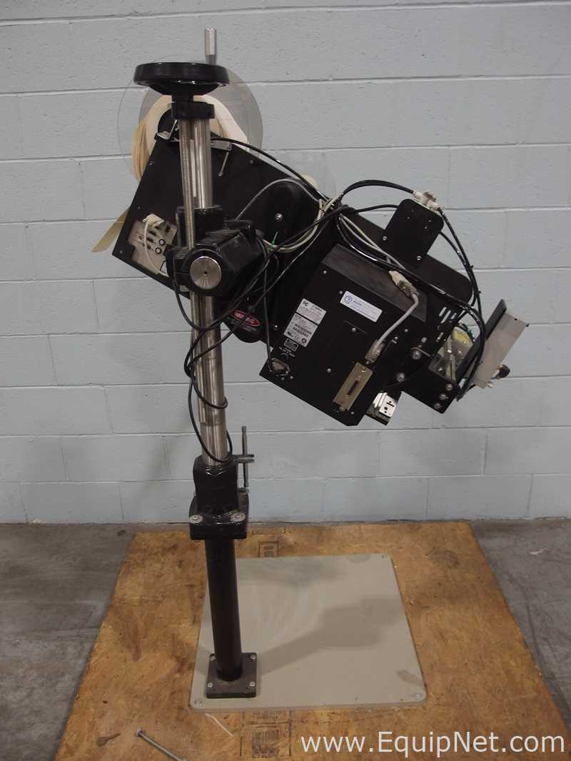 Lot 6 - Little David LS 800 DT Print and Apply Label Application System