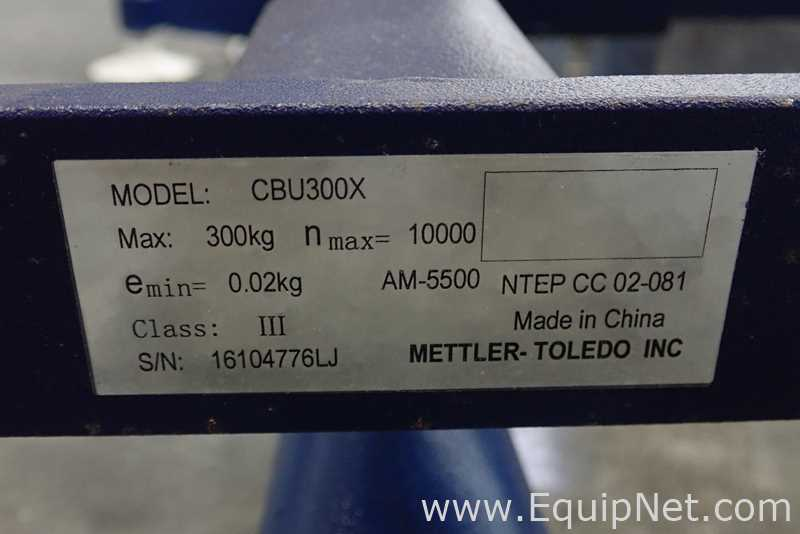 Mettler Toledo CBU300X Scale With IND560 Weighing Terminal - Image 12 of 14