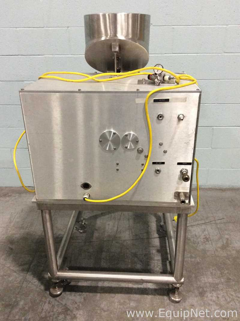 Perry Industries E-1300 Table Top Powder Filler - Image 7 of 8