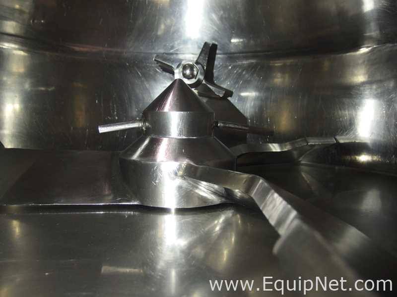 Mendel Fluid Bed Dryer Suite with High Shear Mixer - Image 9 of 56