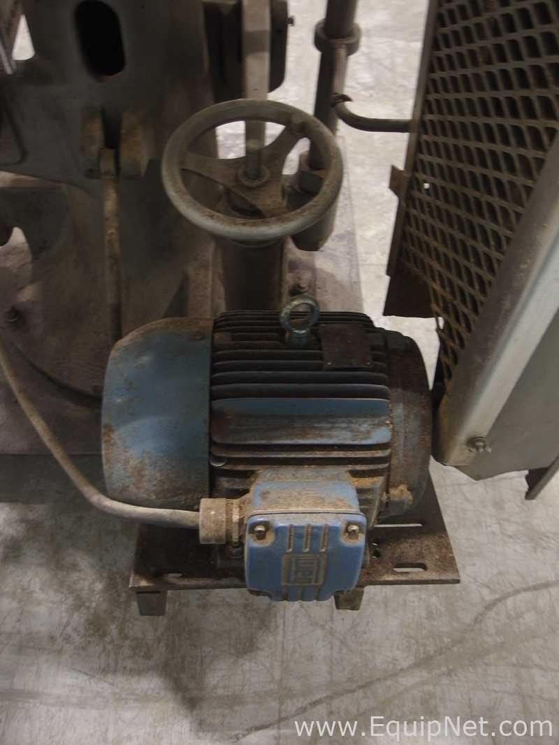Lot 31 - FJ Stokes Machine Co 513-1 35 Station Rotary Tablet Press