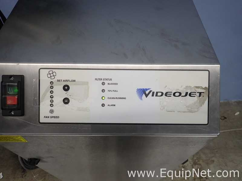 BOFA Americas ADVANTAGE ORACLE Videojet Fume Extractor - Image 3 of 13