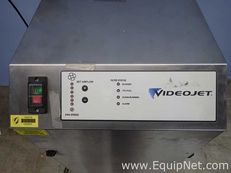 BOFA Americas ADVANTAGE ORACLE Videojet Fume Extractor - Image 3 of 15