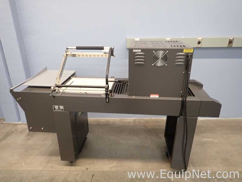 Lot 16 - Preferred Packaging PP1519ECMC-U Shrink Combo System