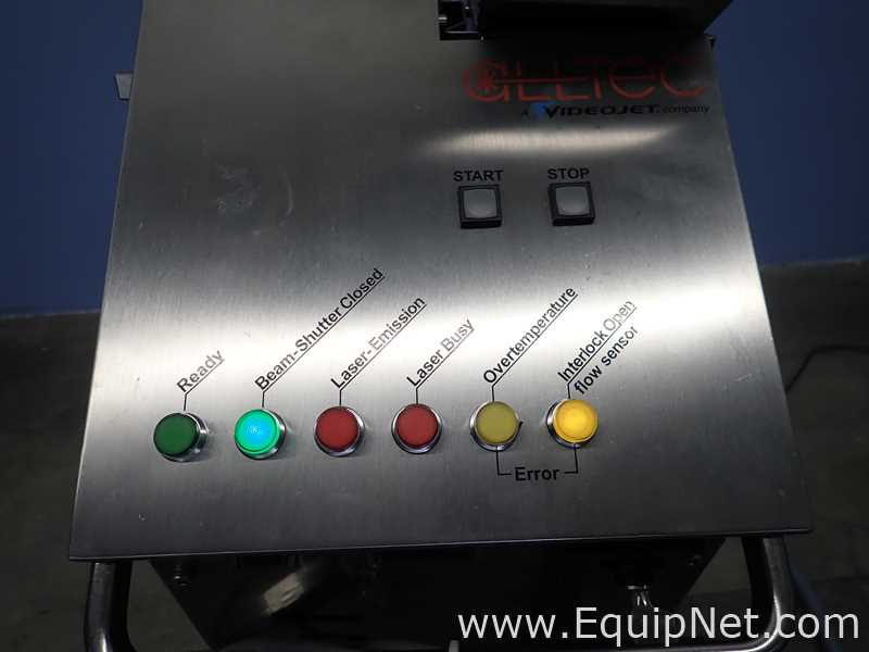Alltec Videojet Smart 25 Allprint Laser Coder - Image 3 of 13