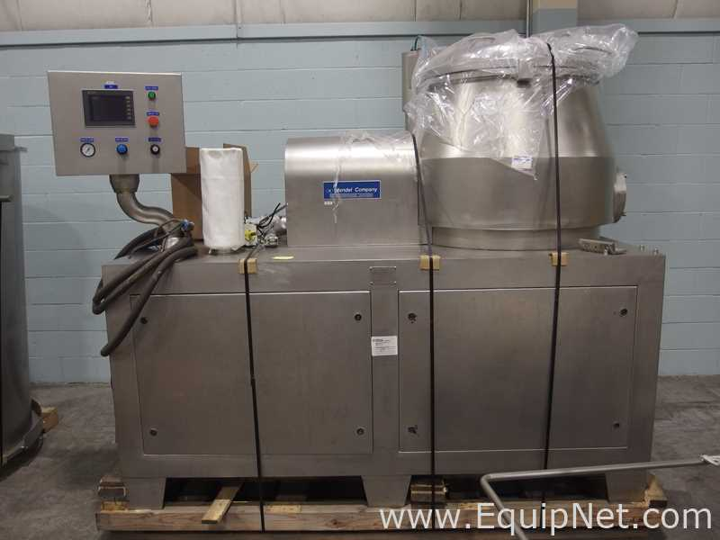 Mendel Fluid Bed Dryer Suite with High Shear Mixer - Image 2 of 56