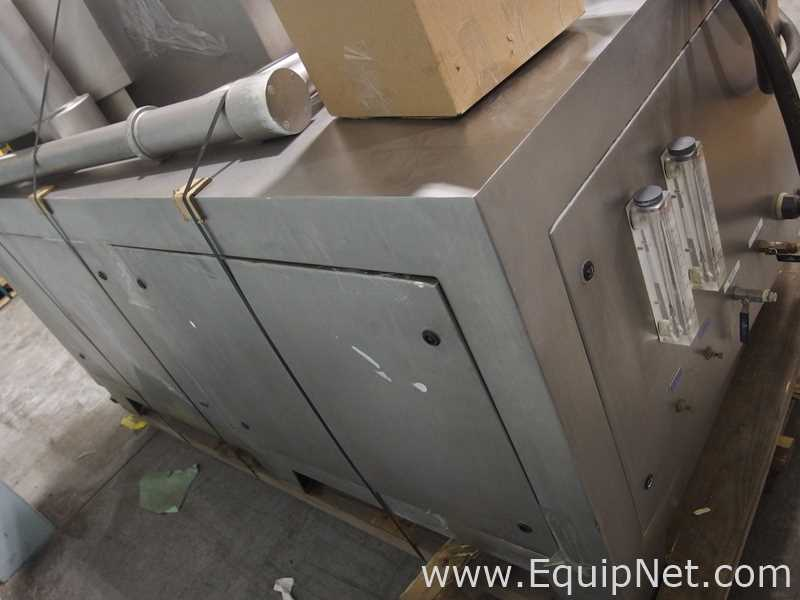 Mendel Fluid Bed Dryer Suite with High Shear Mixer - Image 13 of 56