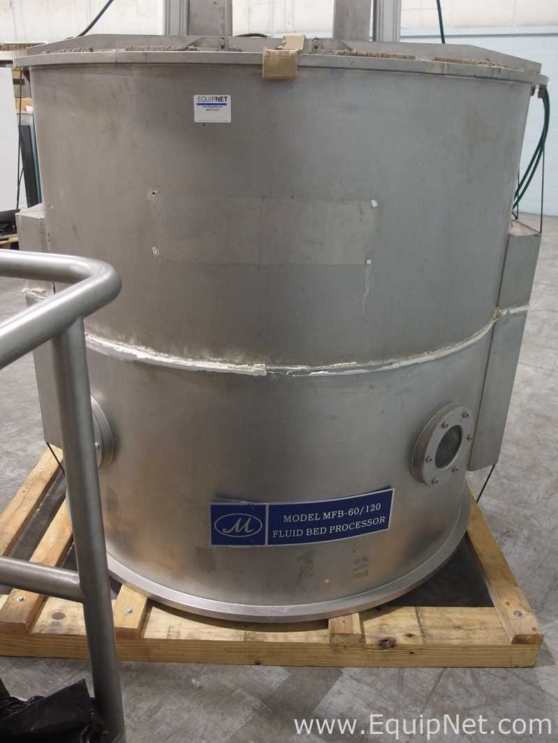 Mendel Fluid Bed Dryer Suite with High Shear Mixer - Image 46 of 56