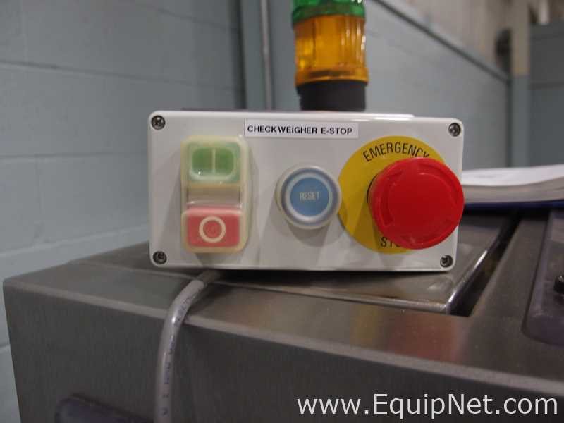 Mettler Toledo Starweigh-X Rotary Stepper Check Weigher - Image 11 of 24