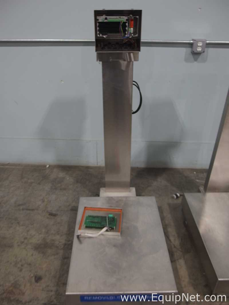 Lot of 2 Mettler Toledo Platform Scales For Repair - Image 10 of 17