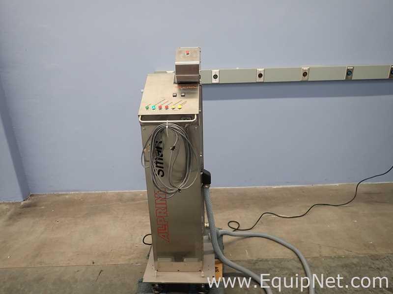 Alltec Videojet Smart 25 Allprint Laser Coder