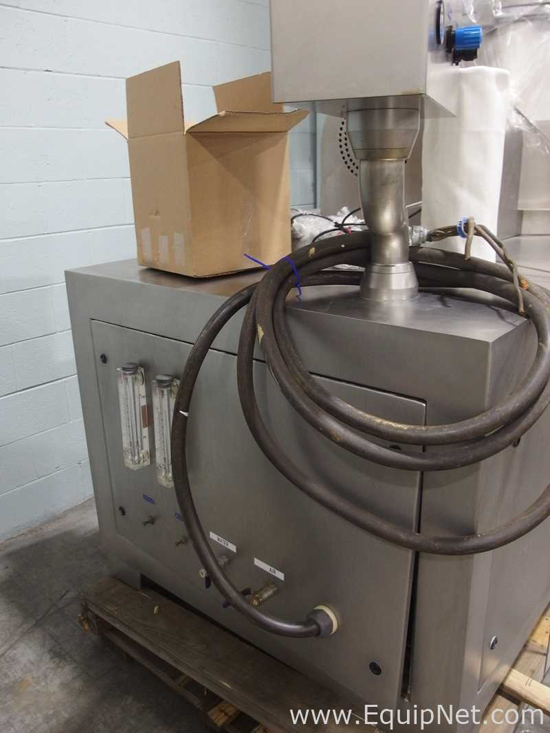 Mendel Fluid Bed Dryer Suite with High Shear Mixer - Image 4 of 56