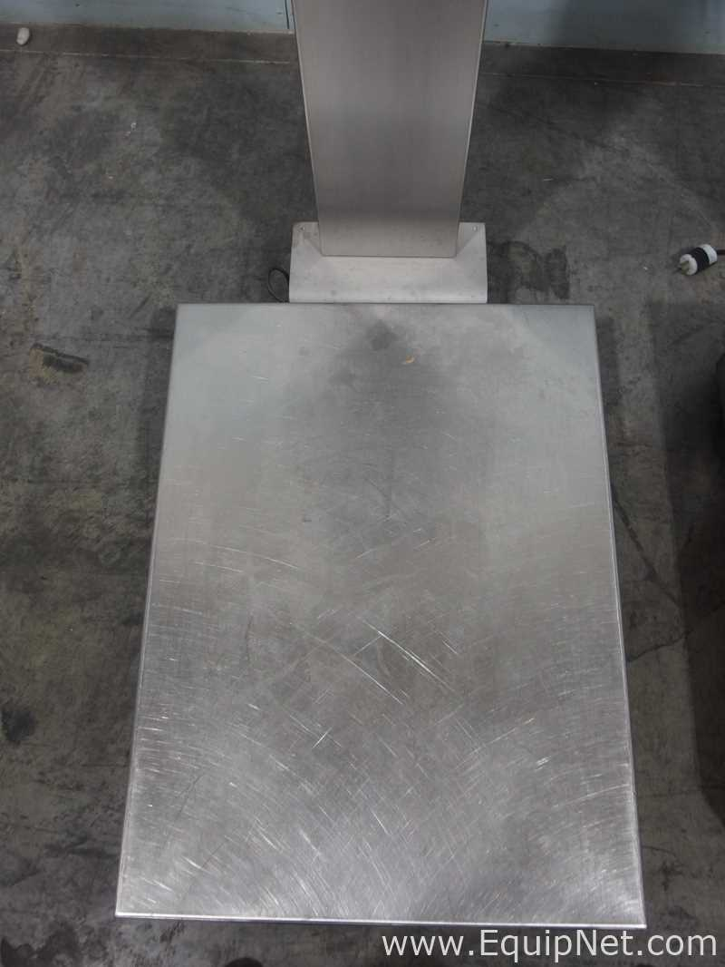 Lot of 2 Mettler Toledo Platform Scales For Repair - Image 14 of 17