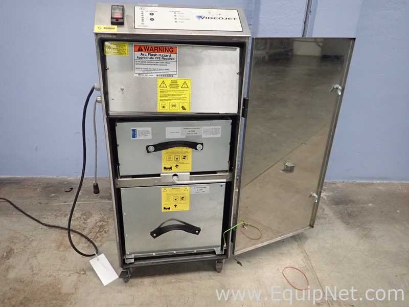 BOFA Americas ADVANTAGE ORACLE Videojet Fume Extractor - Image 10 of 15